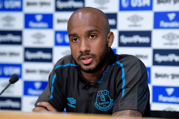 GBR: Fabian Delph Press Conference