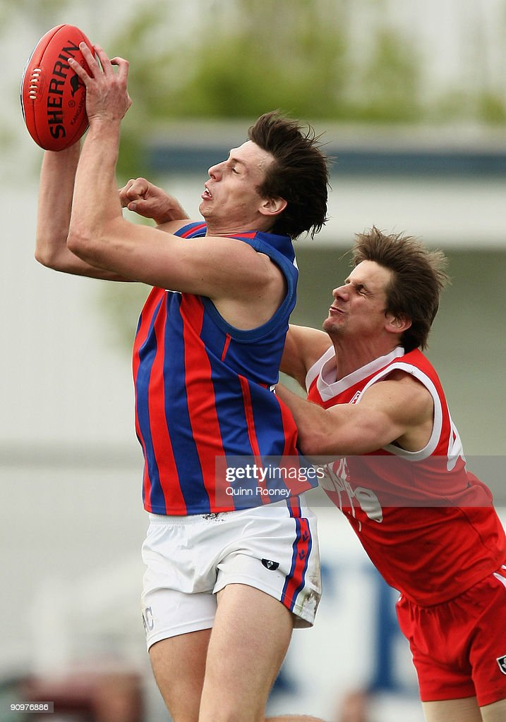 VFL 2nd Preliminary Final - Port Melbourne v Northern Bullants