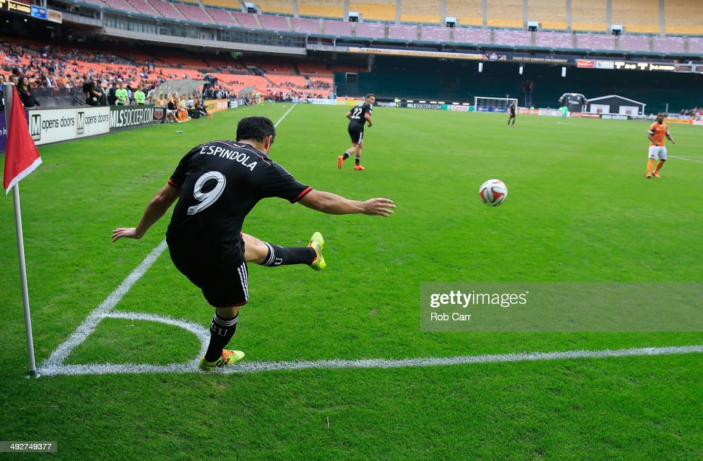 Houston Dynamo v DC United : News Photo
