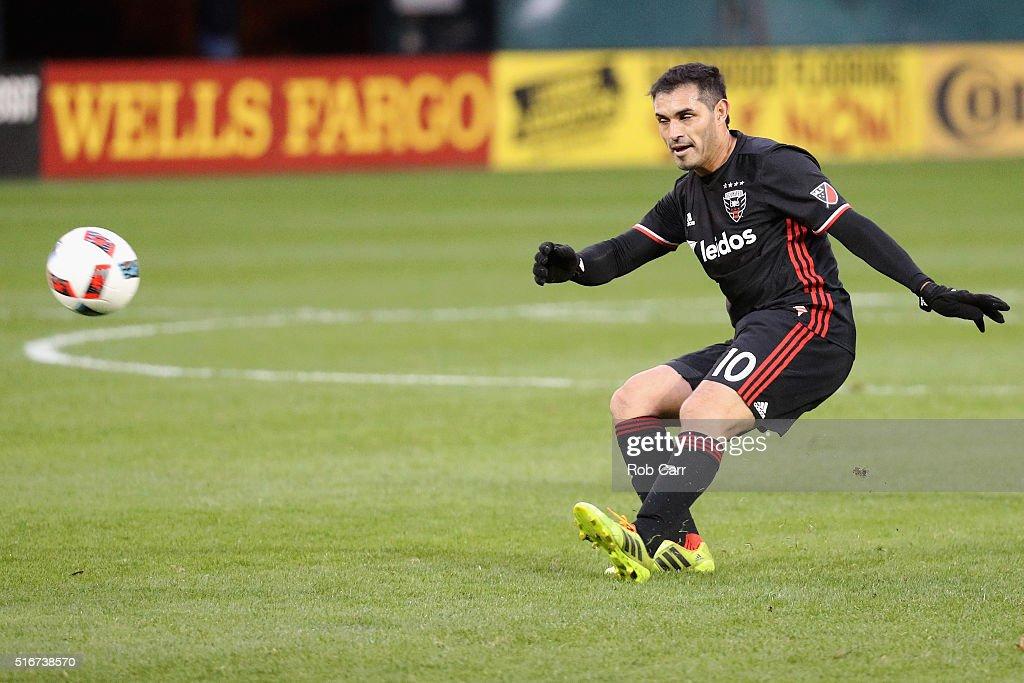 Colorado Rapids v DC United : News Photo