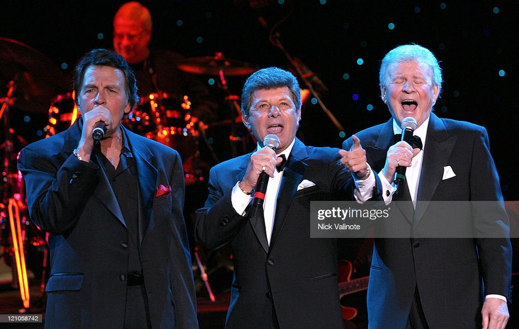 Dick Fox's Golden Boys Starring Frankie Avalon, Fabian and Bobby Rydell in