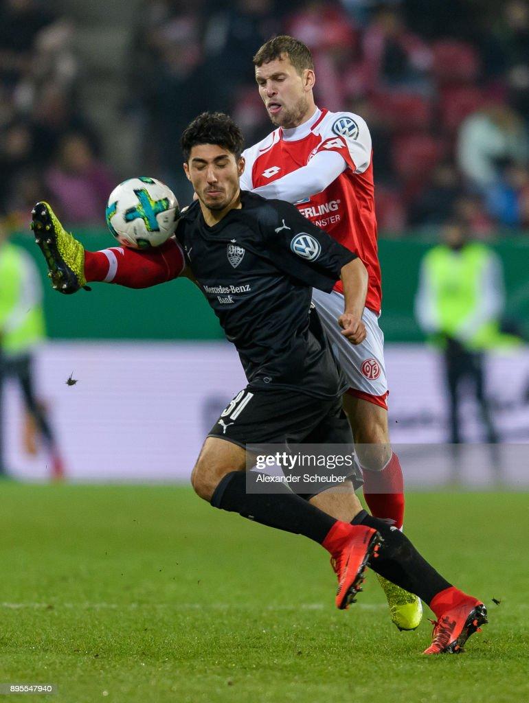 1. FSV Mainz 05 v VfB Stuttgart - DFB Cup