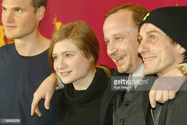 Fabian Hinrichs Julia Jentsch Alexander Held and Andre Hennicke