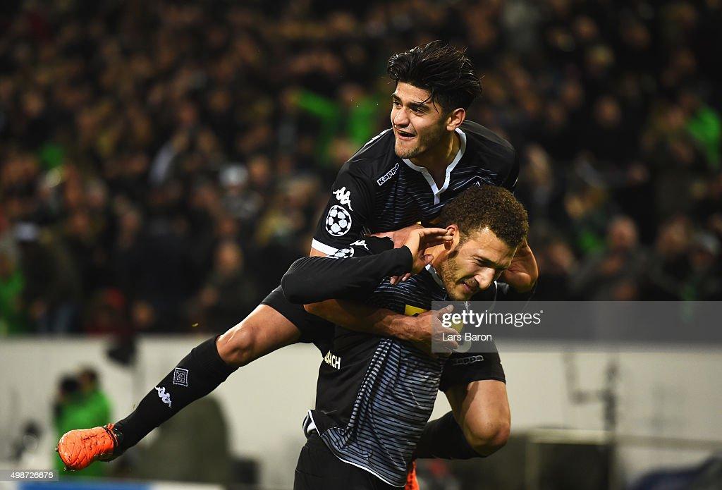 VfL Borussia Monchengladbach v Sevilla FC - UEFA Champions League