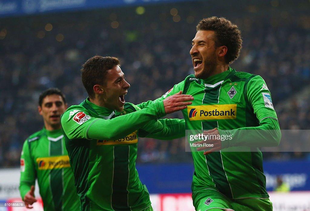 Hamburger SV v Borussia Moenchengladbach - Bundesliga : News Photo