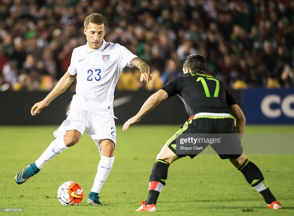 Mexico v United States: 2017 FIFA Confederations Cup Qualifier : News Photo