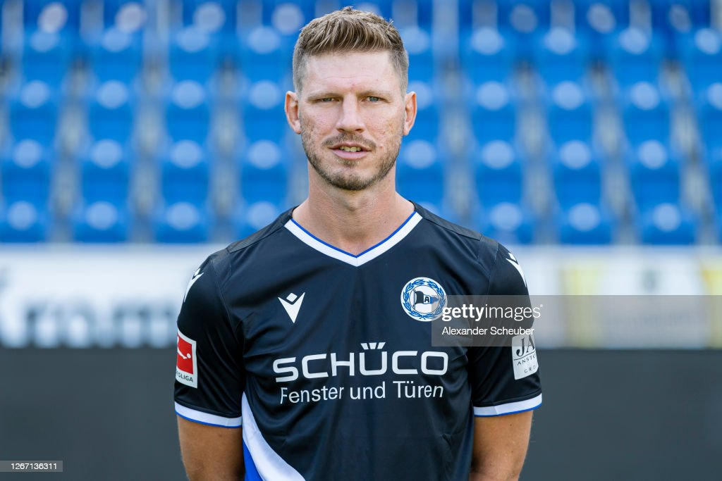 DSC Arminia Bielefeld Team Presentation : News Photo