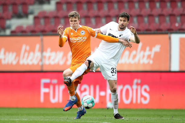 DEU: FC Augsburg v DSC Arminia Bielefeld - Bundesliga
