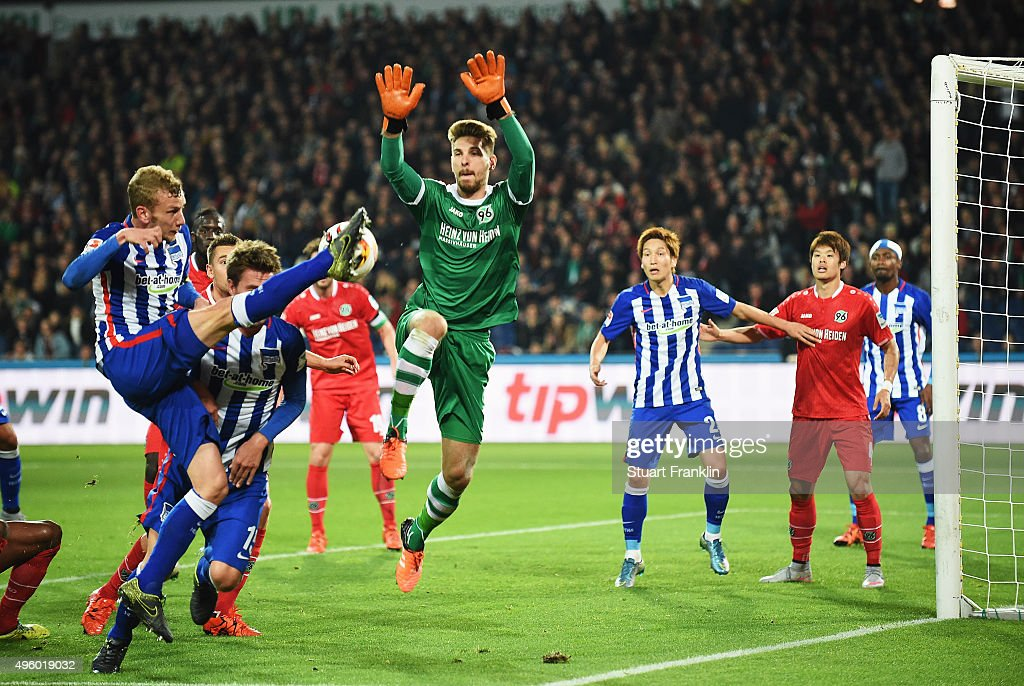 Hannover 96 v Hertha BSC - Bundesliga : News Photo