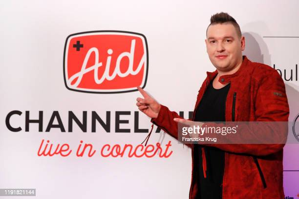 Fabian Narkus during the Channel Aid Live in concert at Elbphilharmonie on January 4 2020 in Hamburg Germany