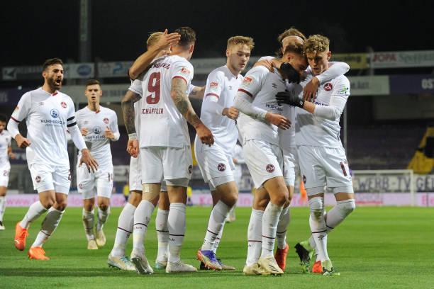 DEU: VfL Osnabrück v 1. FC Nürnberg - Second Bundesliga