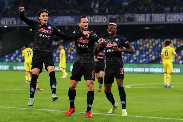 ITA: SSC Napoli v Bologna FC - Serie A
