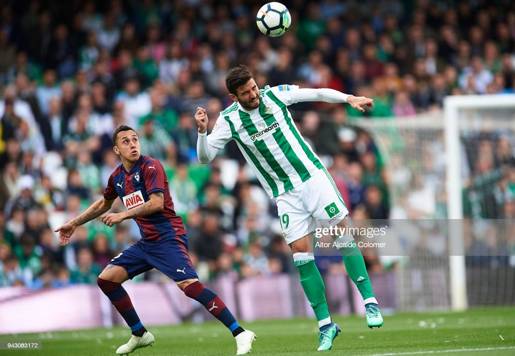 Real Betis v Eibar - La Liga : News Photo