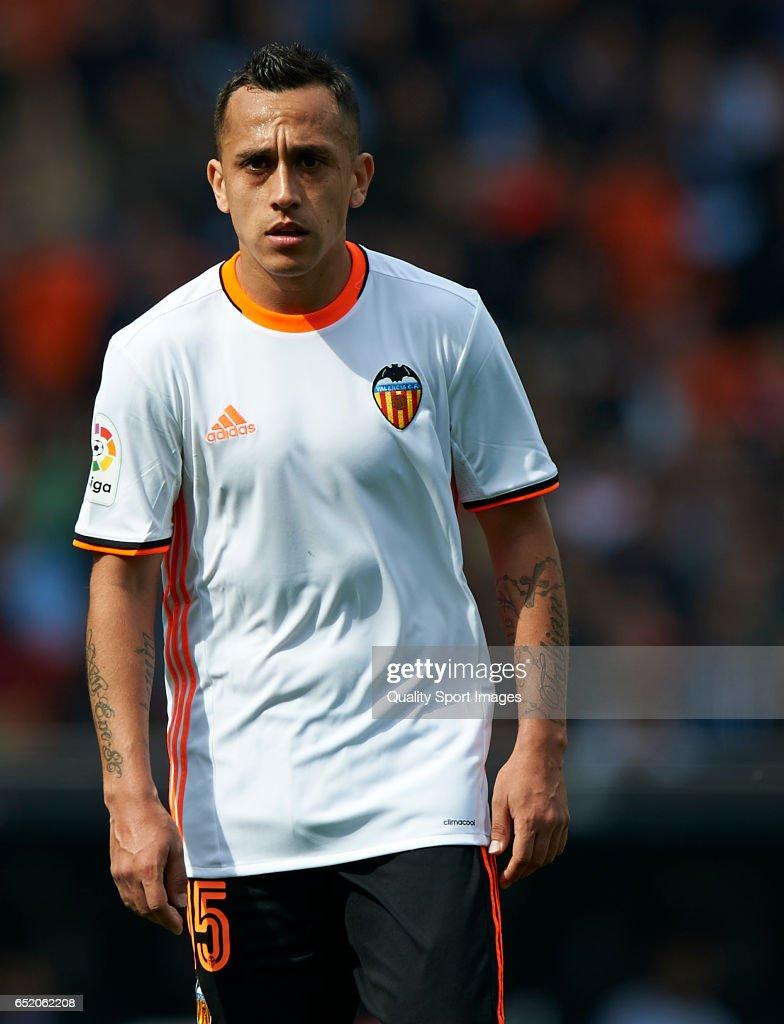 Valencia CF v Real Sporting de Gijon - La Liga