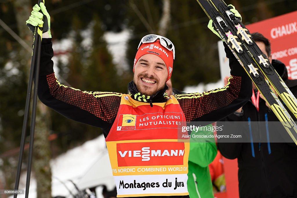 FIS Nordic World Cup - Men's Nordic Combined HS118/10k