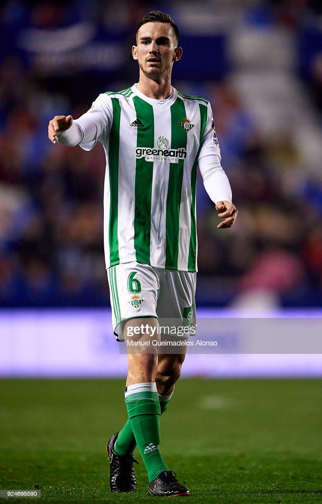 Levante v Real Betis - La Liga