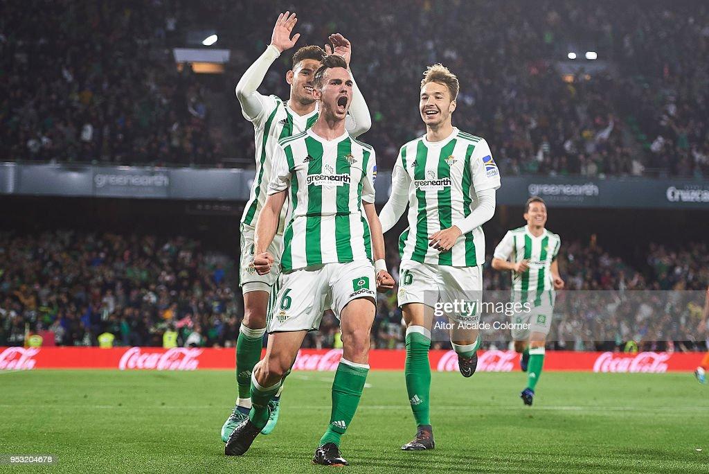 Real Betis v Malaga - La Liga
