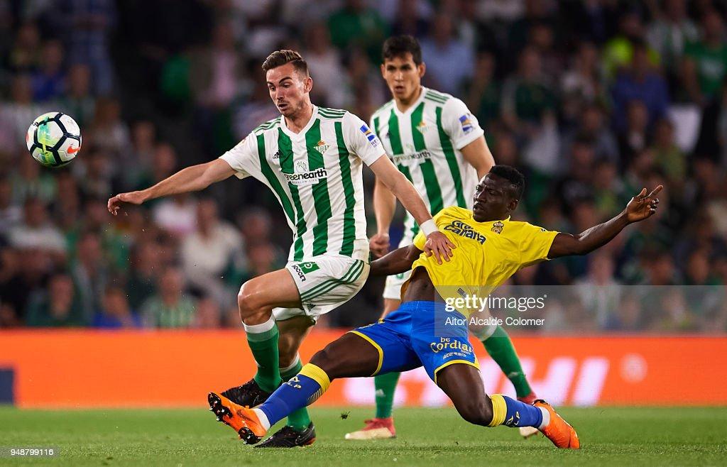 Real Betis v Las Palmas - La Liga