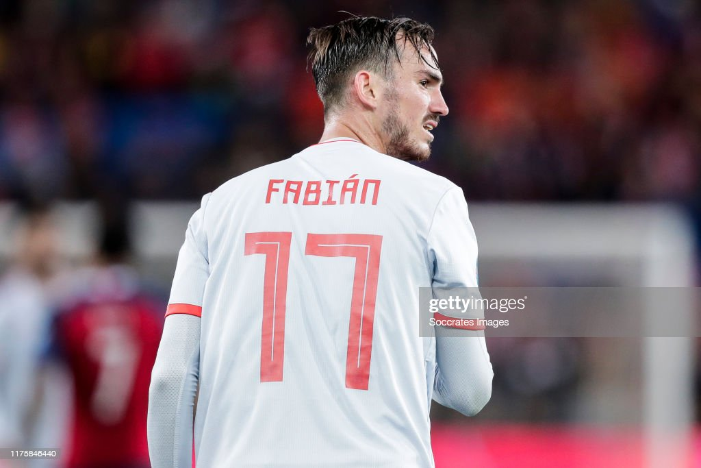Norway  v Spain  -EURO Qualifier : News Photo