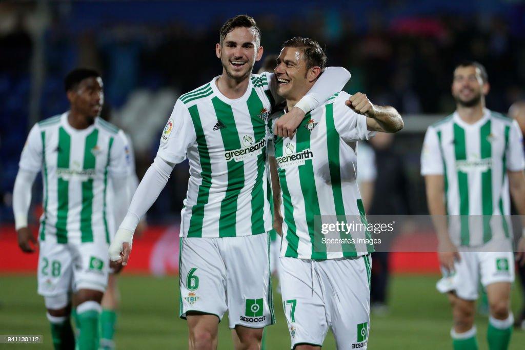 Getafe v Real Betis - La Liga