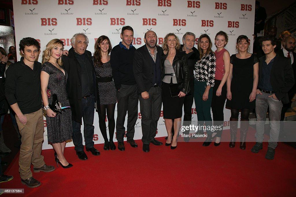 'Bis' Paris Premiere At Gaumont Opera Capucines : Fotografia de notícias