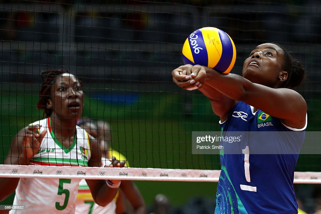 Volleyball - Olympics: Day 1