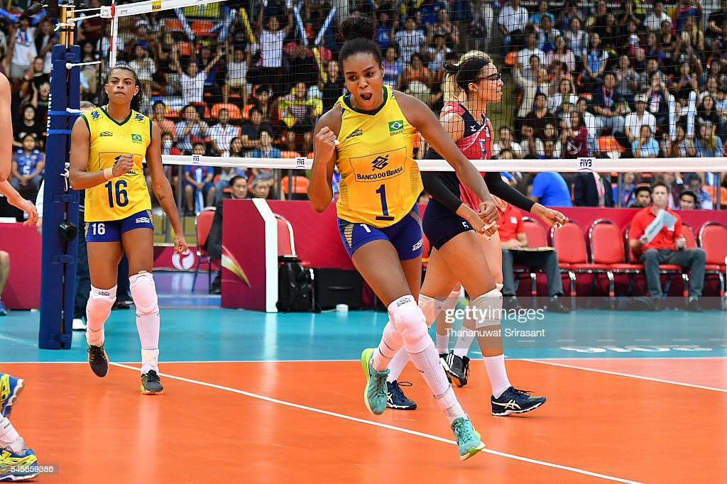 FIVB World Grand Prix 2016 - Group 1 Final - Day 5