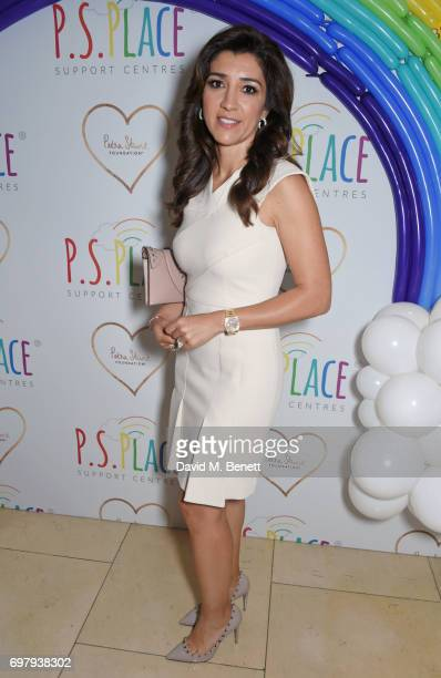Fabiana Flosi attends the inaugural fundraising dinner for The Petra Stunt Foundation in aid of PS Place at the Corinthia Hotel London on June 19...