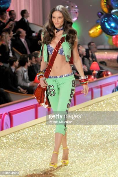 Fabiana Semprebom attend 2010 VICTORIA'S SECRET Fashion Show – Runway at Lexington Armory on November 10th 2010 in New York City