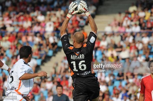 Fabien AUDARD Lille / Lorient 1ere journee de Ligue 1 Stadium Nord Villeneuve d'Ascq