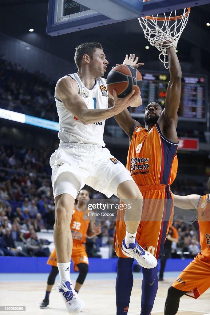Real Madrid v Valencia Basket - Turkish Airlines EuroLeague