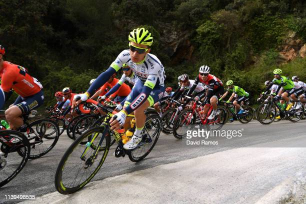 Fabien Doubey of France and Team Wanty _ Groupe Gobert / during the 99th Volta Ciclista a Catalunya 2019, Stage 7 a 143,1km stage from Barcelona to...