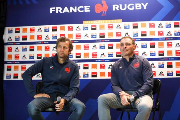 FRA: French team