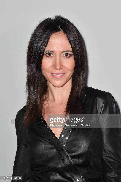 Fabienne Carat attends the Lotus By Mika Launch Party as part of Paris Fashion Week Womenswear Spring Summer 2021 on October 01 2020 in Paris France
