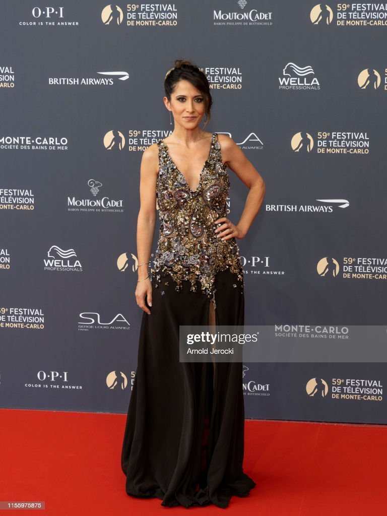 Opening Ceremony - 59th Monte Carlo TV Festival : News Photo