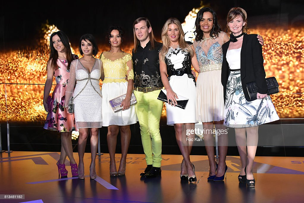 Christophe Guillarme : Front Row- Paris Fashion Week Womenswear Fall/Winter 2016/2017 : News Photo