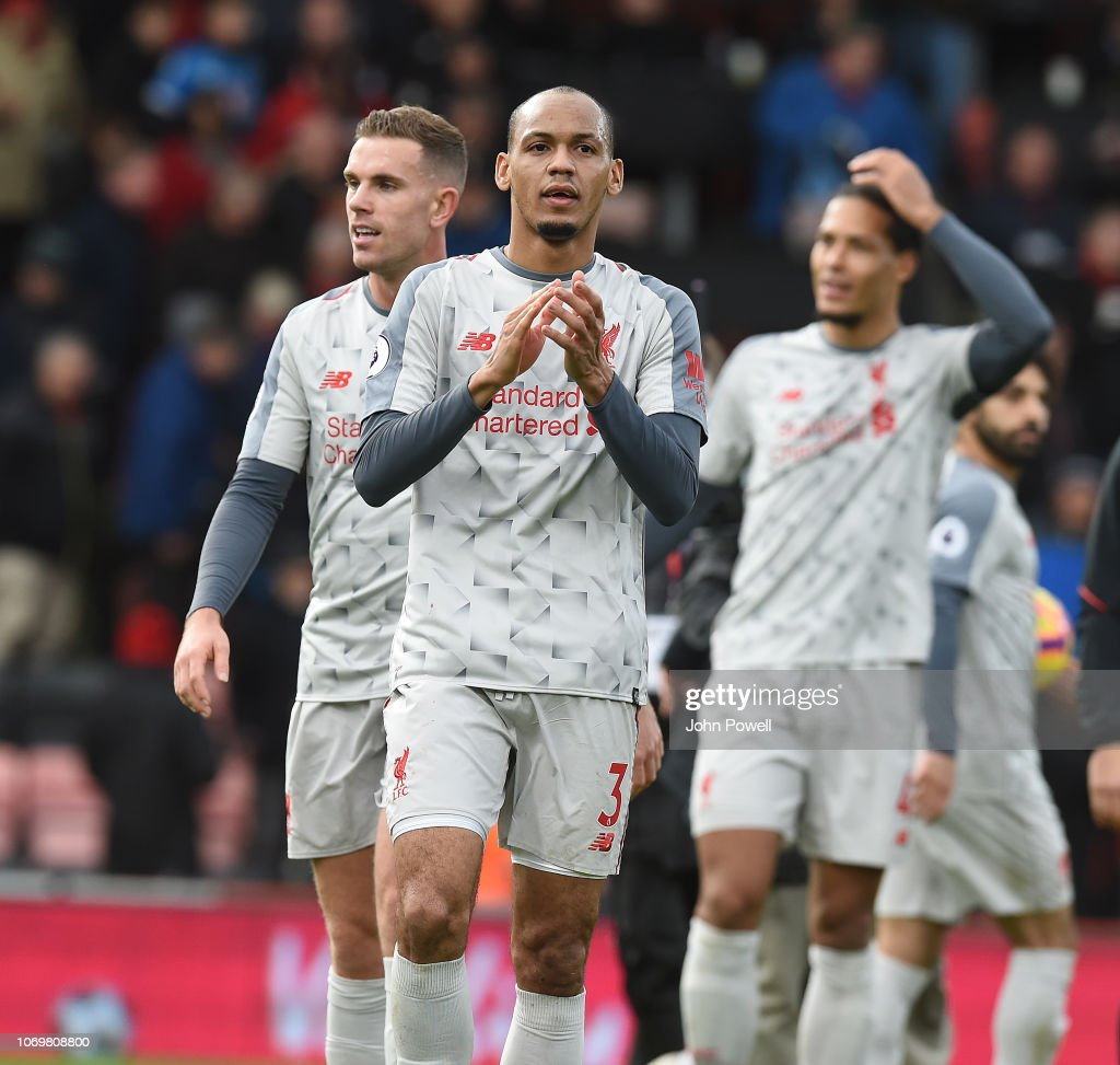 AFC Bournemouth v Liverpool FC - Premier League : News Photo