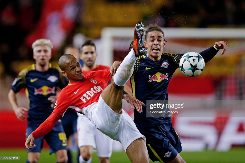 AS Monaco v RB Leipzig - UEFA Champions League