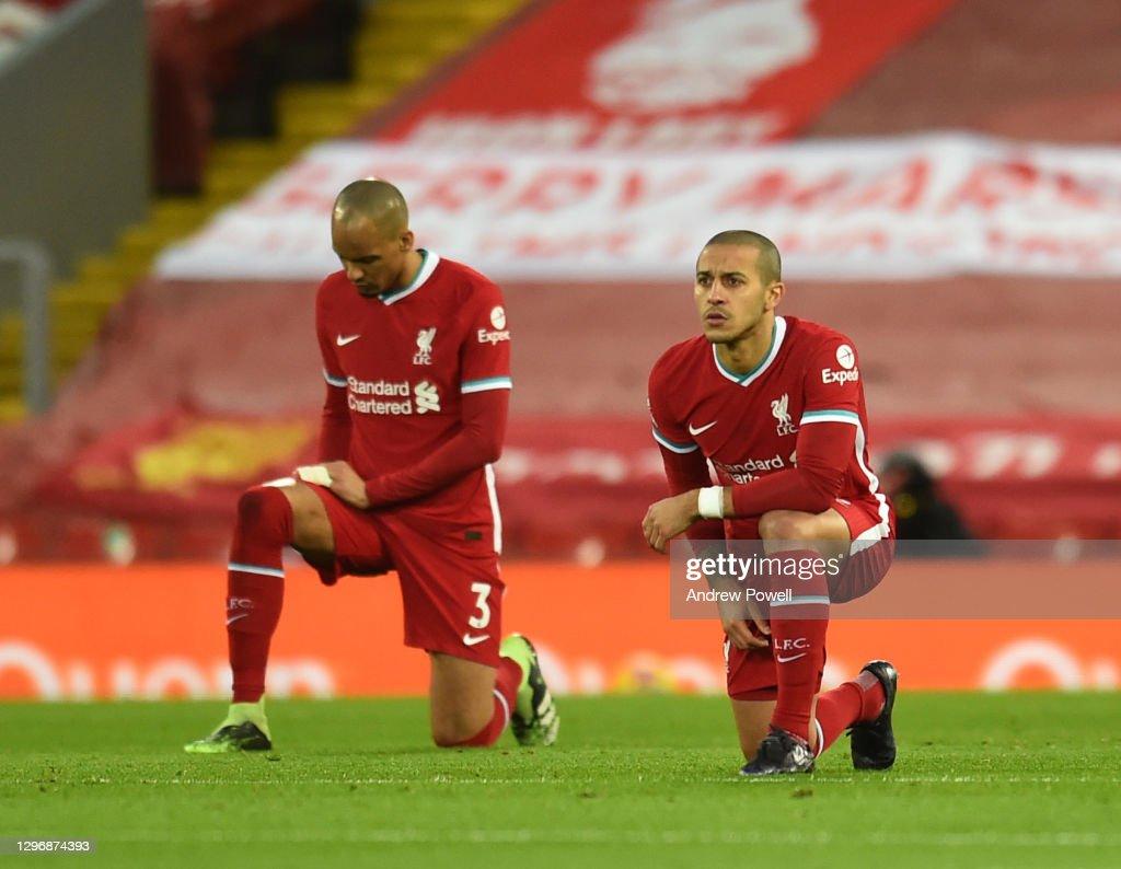 Liverpool v Manchester United - Premier League : Nachrichtenfoto