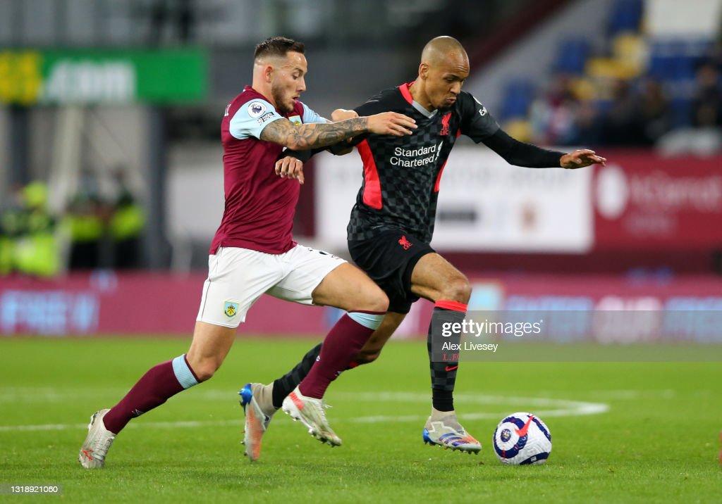 Burnley v Liverpool - Premier League : News Photo