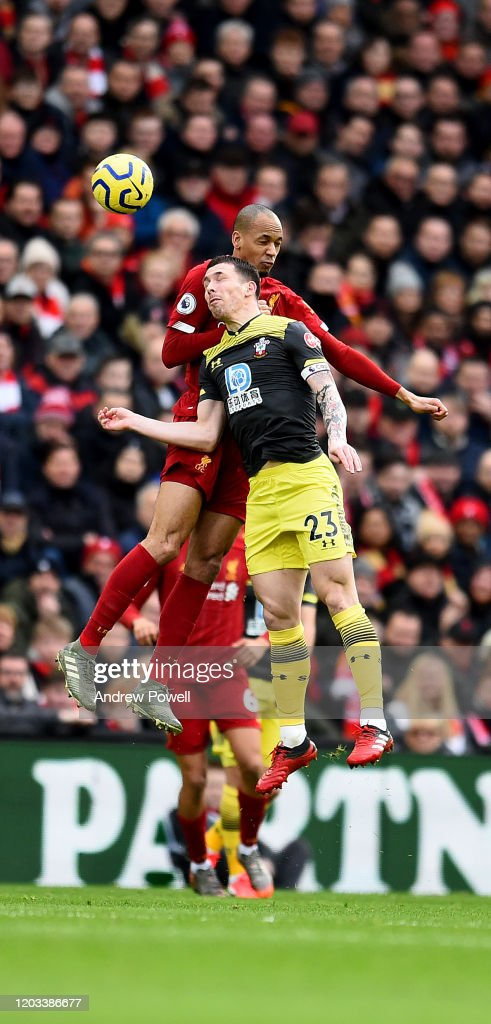 Liverpool FC v Southampton FC - Premier League : Nachrichtenfoto