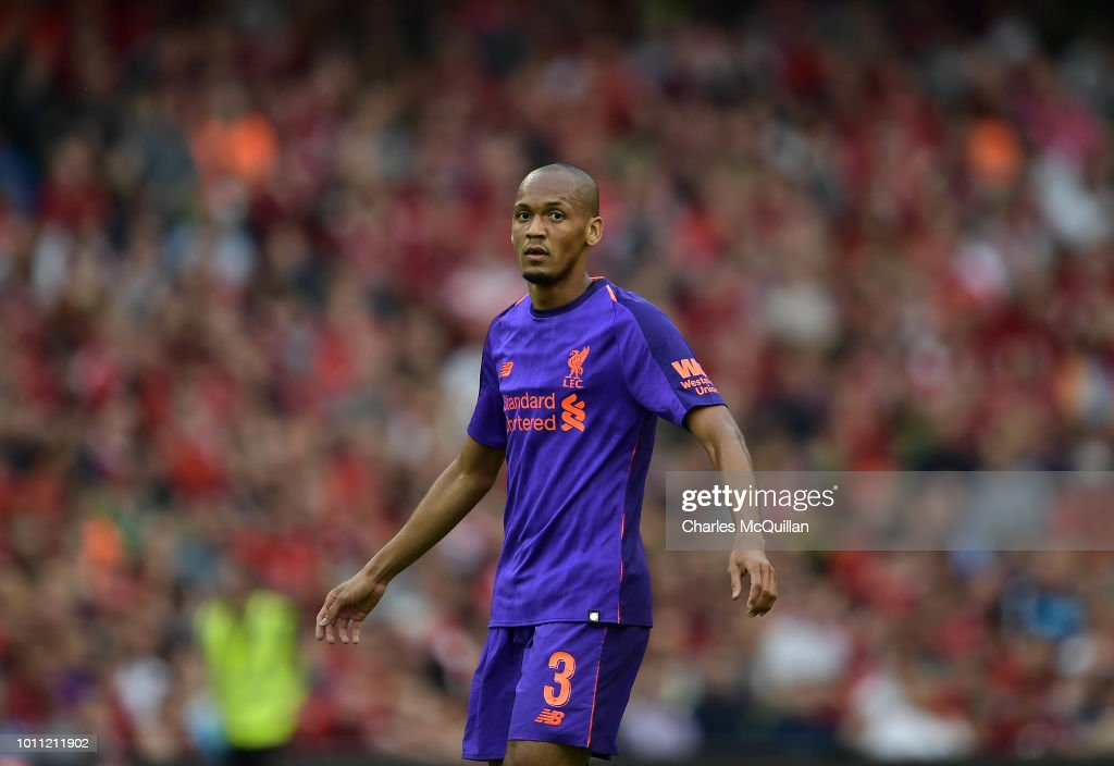 Liverpool v S.S.C Napoli - Pre Season Friendly : News Photo