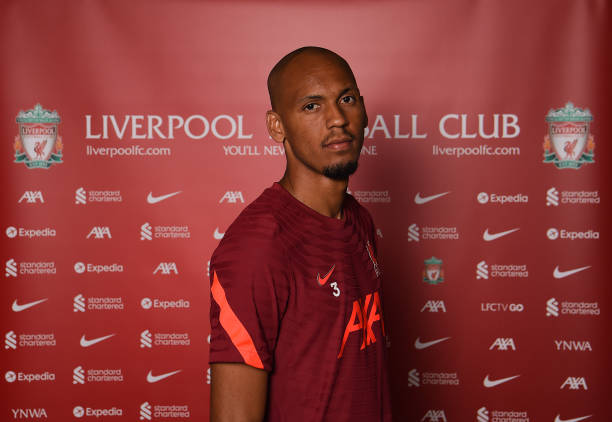 AUT: Fabinho Signs a New Contract at Liverpool