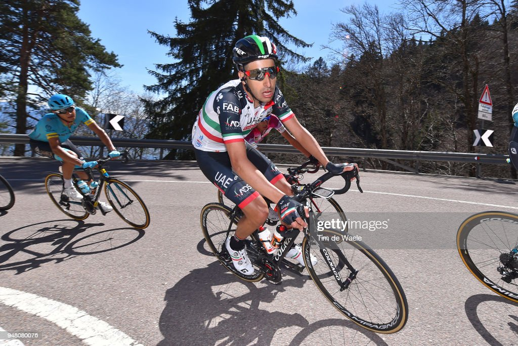 Cycling: 42nd Tour of the Alps 2018 / Stage 3 : ニュース写真