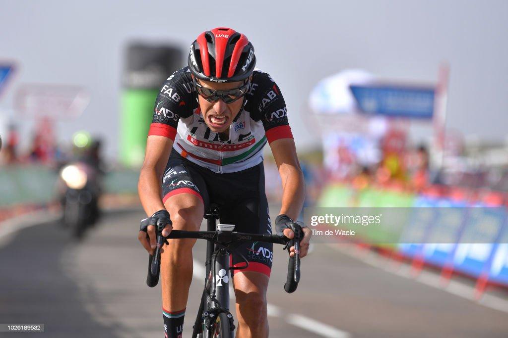 Fabio Aru of Italy and UAE Team Emirates   during the 73rd Tour of Spain  2018 37c6ecb0b