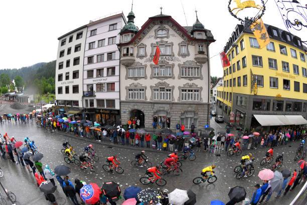 CHE: 83rd Tour of Switzerland  - Stage 6