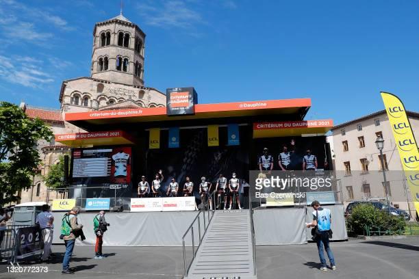 Fabio Aru of Italy, Sander Armee of Belgium, Carlos Barbero Cuesta of Spain, Sean Bennett of United States, Michael Gogl of Austria, Robert Power of...
