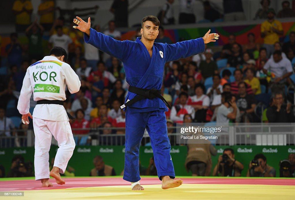 Judo - Olympics: Day 2 : News Photo