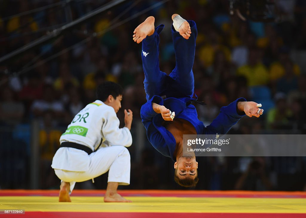 Judo - Olympics: Day 2 : News Photo