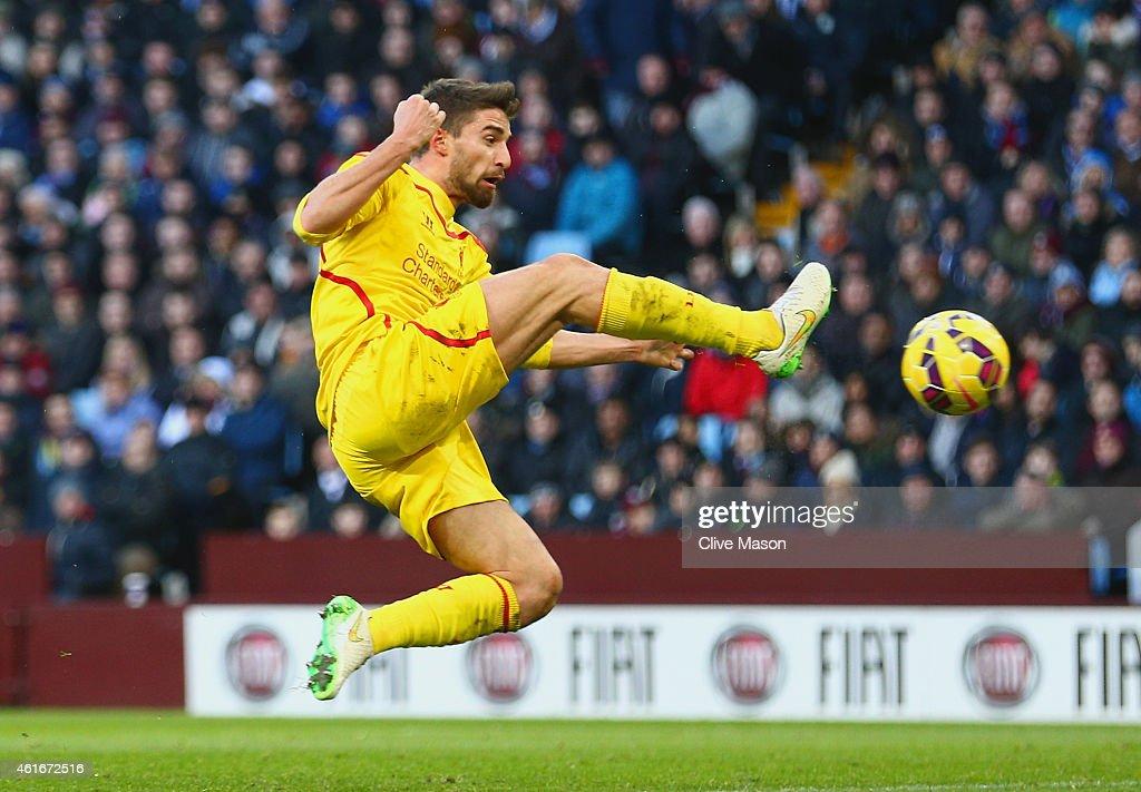 Aston Villa v Liverpool - Premier League